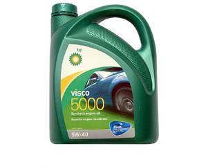 Масло моторное BP Visco 5000 5W-40 API SL/CF (4л)
