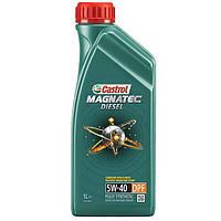 Масло моторное Castrol Magnatec Diesel 5w-40 DPF (1л)