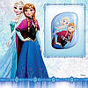 Расческа Tangle Teezer Compact Styler Disney Frozen, фото 4