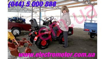 Минитрактор Беларус 132н (дв. Yaohoo YH190F)