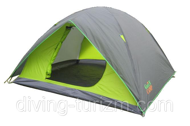 Палатка четырехместная GreenCamp. Распродажа! Оптом и в розницу!