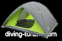 Палатка четырехместная GreenCamp. Распродажа! Оптом и в розницу!, фото 1