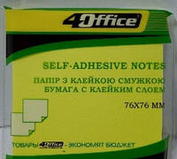 "Стикер, бумага для заметок ""Office"" 76x76 мм. 80 л."