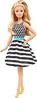 Барби Модница Black & White Stripes 46