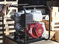 Мотопомпа Koshin KTH-80X для грязной воды