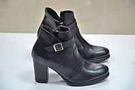 Ботильоны женские Batix на удобном толстом каблуке
