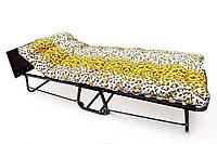 """Раскладная кровать """"Берта"""" с подголовником 90х200 см."""
