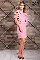 Женское розовое платье Дороти  Luzana 42-48 размеры