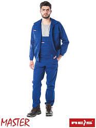 Костюм рабочий синий REIS Польша (комплект рабочий брюки и блуза) UM N
