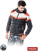 Куртка утепленная рабочая Reis Польша (зимняя спецодежда) OCELOT BSP