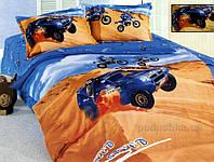 Подростковое постельное белье Shining star SSPD407-3 Полуторный комплект