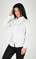 """Замечательная женская рубашка """"1153"""", фото 1"""