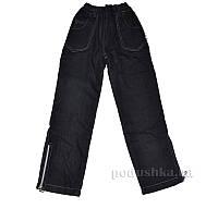 Штаны утепленные Люксик 120541 джинс 116