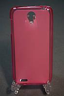 Чехол бампер силиконовый Lenovo S650