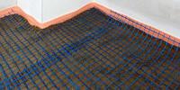 Стеклосетка для армирования стяжек и теплых полов VERTEX 145 гр/кв.м, ячейка 40х40мм (1х50м)