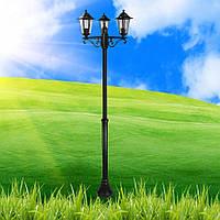 Парковый светильник Horoz ERGUVAN HL270P, фото 1