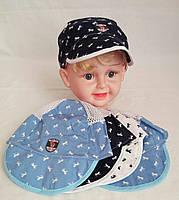 Бандана детская морячек (хлопок) р-ры42-44