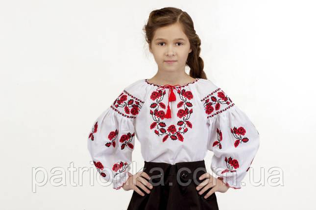 Блуза для девочки Мечта   Блуза для дівчинки Мрія, фото 2