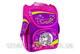 """Рюкзак Willy """"Cat"""" каркасный (2 отделения, 2 кармана)"""