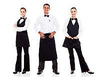 Форма для презентабельных официантов, барменов ресторанов, работников кафе