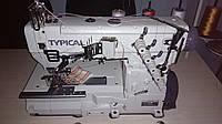 Высокоскоростная трехигольная машина плоского цепного стежка TYPICAL серия GK 335-1356