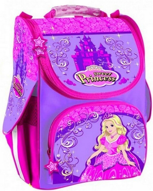 "Рюкзак Willy ""Принцессы"" каркасный"