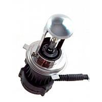 Биксеноновая лампа H4 H/L Baxster 6000K