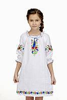 Платье для девочки Фиалковая Сказка | Сукня для дівчинки Фіалкова Казка