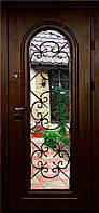 Входная дверь модель П3 213 vinorit-80 КОВКА