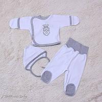 "Набор для младенцев ""Leo"" детская пижама"