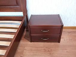 """Кровать """"Марго"""" (200*160), массив дерева - ольха, покрытие № 11. 9"""