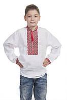Рубашка для мальчика Веремий | Сорочка для хлопчика Веремій