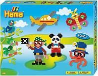 Термомозаика Hama - Набор Пираты midi (3229)