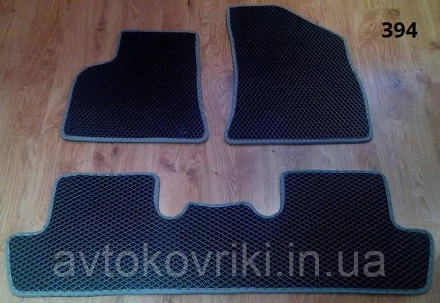 peugeot 5008 коврик для третьего ряда сидений