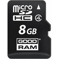 Карта памяти microSDHC GoodRam 8Gb class 4