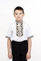 Рубашка для мальчика Дубочек | Сорочка для хлопчика Дубочок