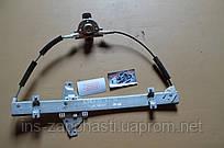Стеклоподъемник механический на задние левые двери Chevrolet aveo 3 06-12 кузов T250