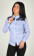 """Нарядная женская рубашка """"1152"""", фото 1"""