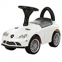 Машинка каталка-толокар Mercedes с колесами EVA