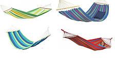 Мексиканский хлопковый гамак 2000мм Х 1000мм, гамак подвесной, гамак цветной