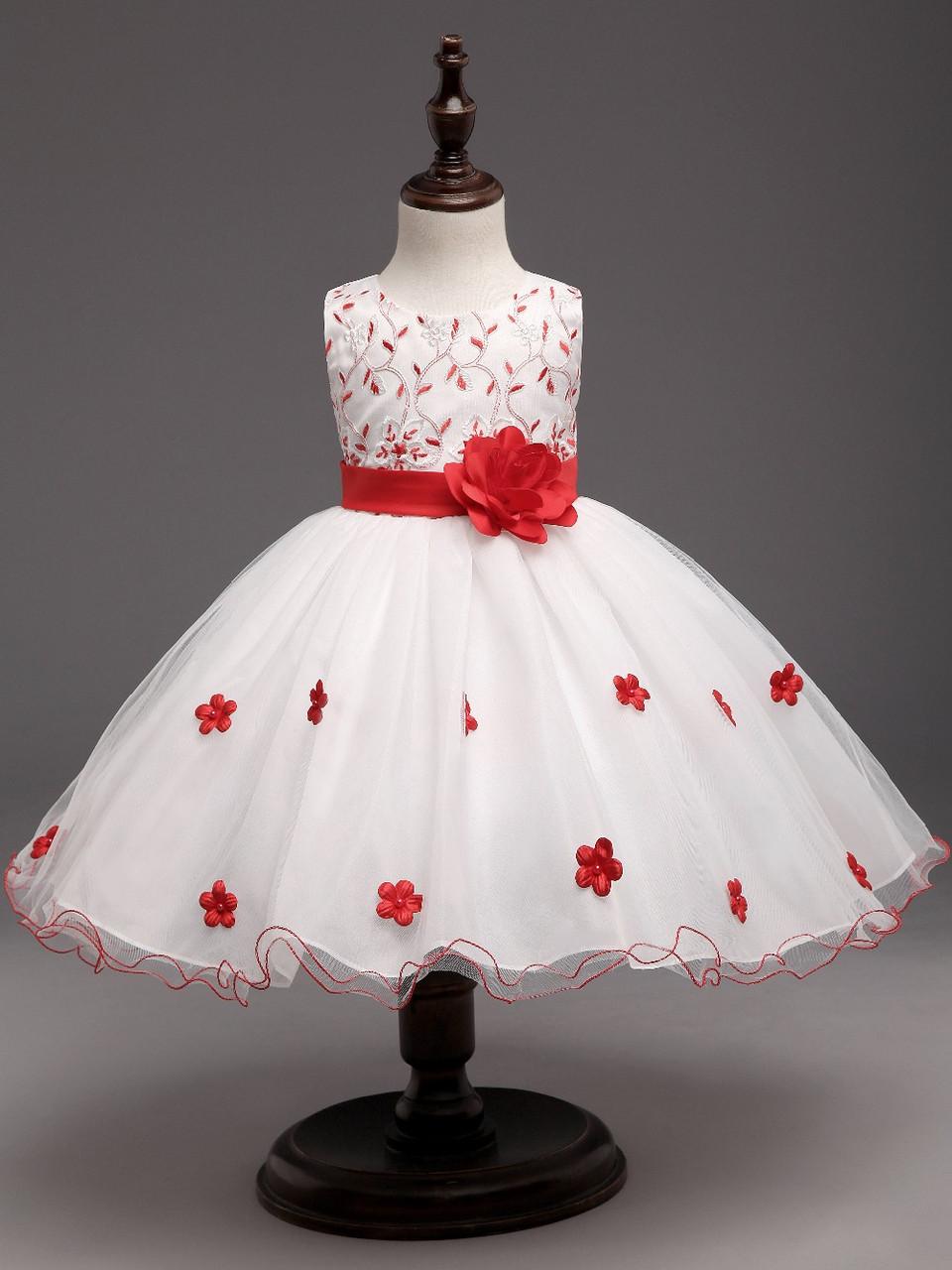 Платье праздничное, бальное детское.