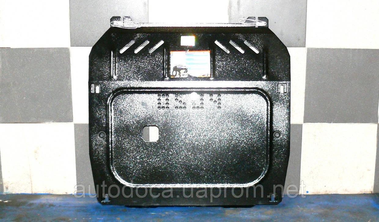 Защита картера двигателя и кпп Opel Zafira Tourer C 2011-