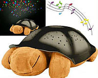 Ночник «Черепашка», проектор звездного неба Twilight turtle +USB шнур!!, В наличии