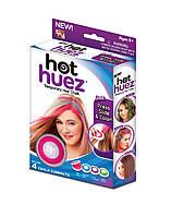 Цветные мелки для волос  Hot Huez (Хот Хьюз) , В наличии
