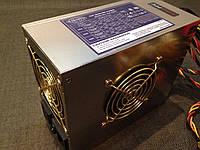 НАДЕЖНЫЙ БЛОК Питания ATX на 450 W ПРОФЕССИОНАЛЬНОЙ СЕРИИ с АКТИВНЫМ PFC модулем 20+4 pin из ГЕРМАНИИ 450W