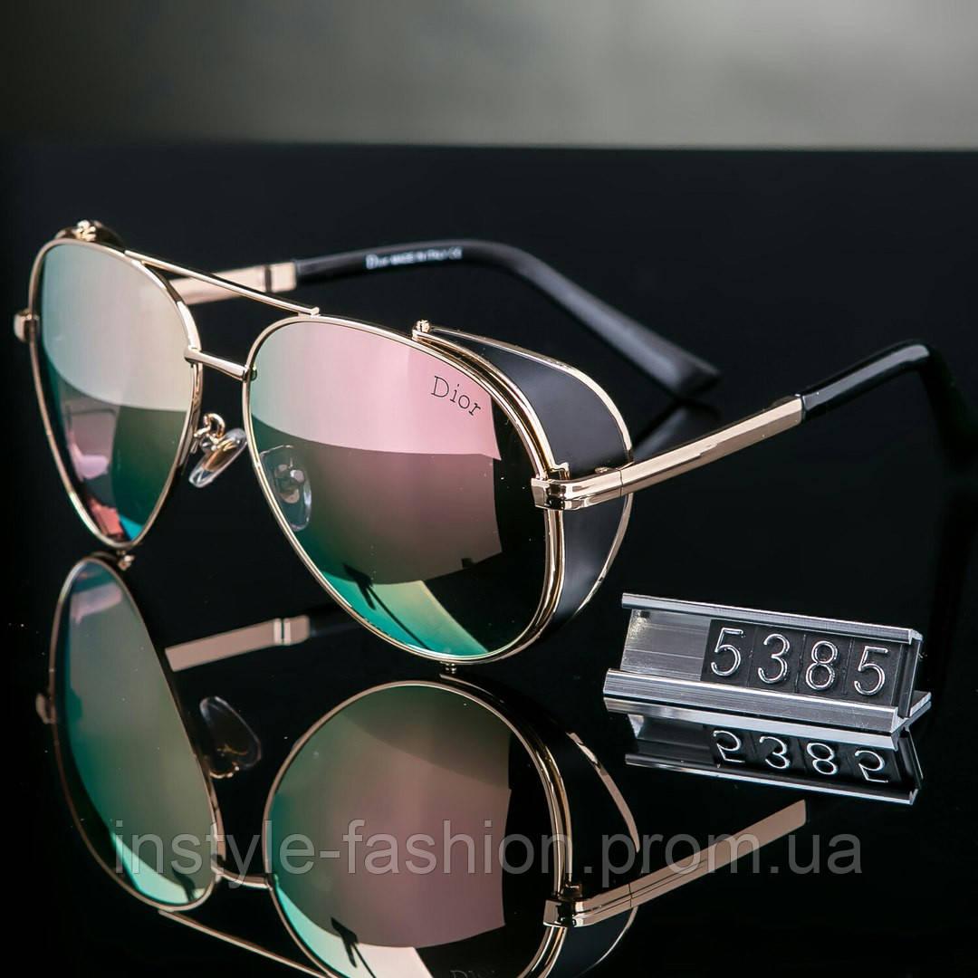 Женские брендовые очки копия Диор капли