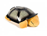 Музыкальный ночник «Черепашка», проектор звездного неба Twilight turtle +USB шнур!!, В наличии