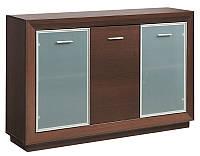 Буфет комод 2-С Клео (SM), трехдверная тумба из серии модульной мебели Клео, 1515*940*385