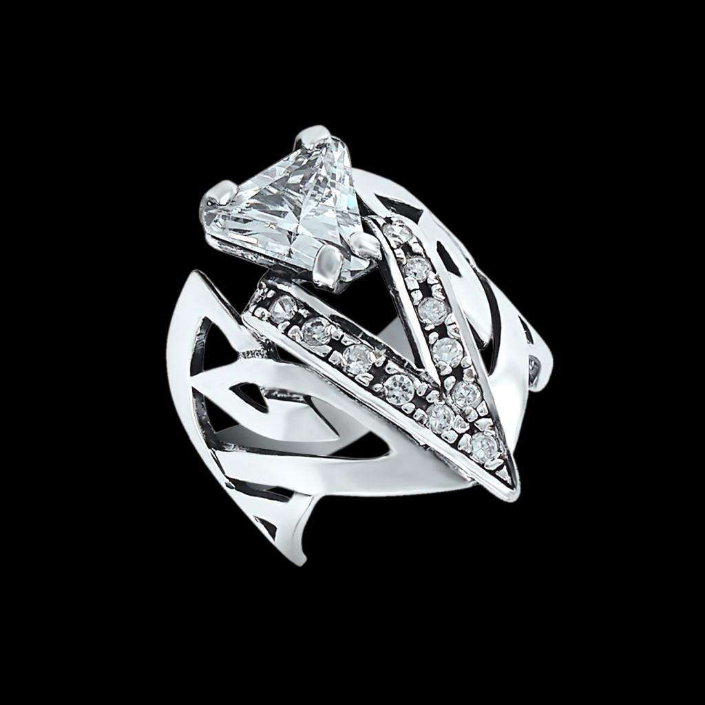 Серебряное кольцо Оракул