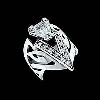 Серебряное кольцо Оракул, фото 1